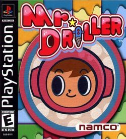 Mr. Driller [SLUS-01111] ROM